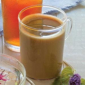 Цветочный черный чай