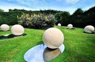 Сад космических размышлений (Шотландия)