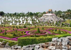 Парк Нонгнуч (Тайланд)