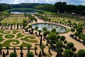 Версальские парки и сады - Gardens of Versailles (Франция)