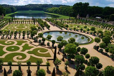 Версальские парки и сады — Gardens of Versailles (Франция)