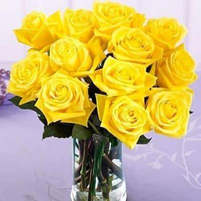 Значение цветков желтого цвета